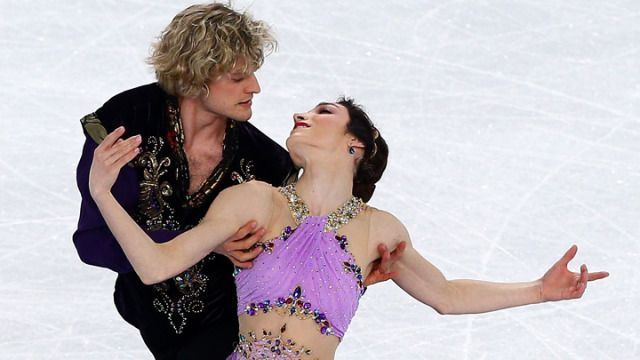 The 22 Best Ice Dancing Costumes Ever from Meryl Davis and Charlie White