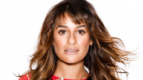 Lea Michele Talks Finding Happiness After Cory