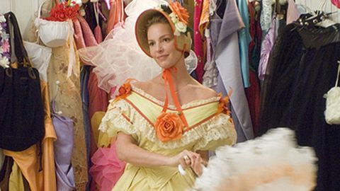 Textile, Costume design, Headgear, Costume, Tradition, Fashion, Victorian fashion, Embellishment, Dance, Makeover,