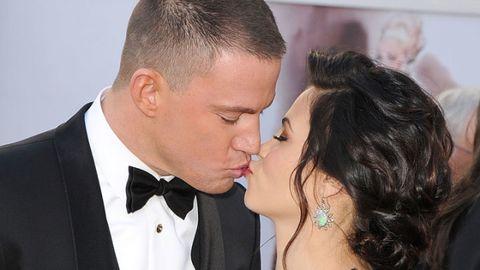 Channing Tatum Kissing