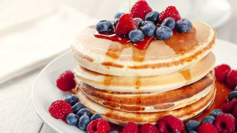 Food, Sweetness, Cuisine, Ingredient, Fruit, Dish, Frutti di bosco, Berry, Breakfast, Plate,