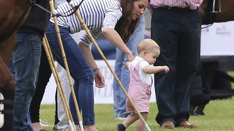 Leg, People, Jeans, Shoe, Child, Denim, Interaction, Baby & toddler clothing, Toddler, Holding hands,