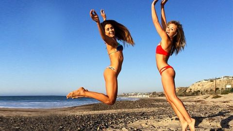 Fun, Human leg, People in nature, Sand, Summer, Waist, Beauty, Vacation, Thigh, Beach,