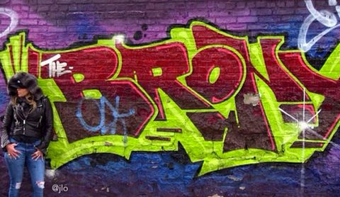 Graffiti, Jacket, Text, Purple, Red, Magenta, Pink, Jeans, Wall, Denim,
