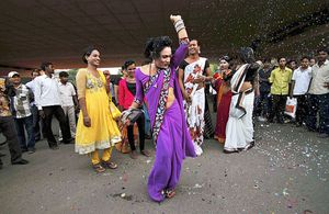 Indian Eunuch