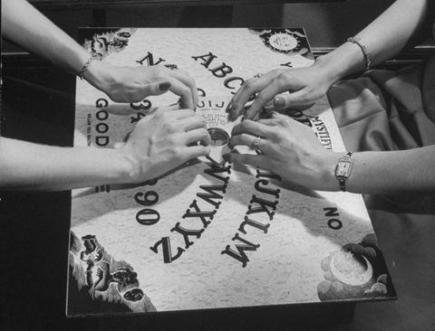 Finger, Wrist, Nail, Style, Jewellery, Bracelet, Black-and-white, Cosmetics, Games, Symbol,