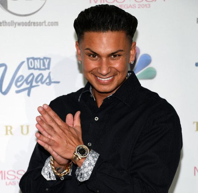 Jersey Shore S Pauly D Has A Kid Now And Is Apparently In A Custody