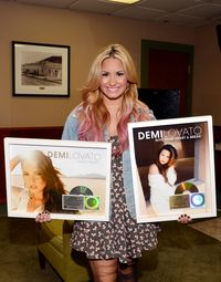 """<p>What do you do when you to face a difficult past in the public eye? Make a hit song about it. """"Skyscraper"""" shows just how unbreakable Demi really is—it's one of her highest charted songs yet, and it focuses on staying strong and positive.</p>"""