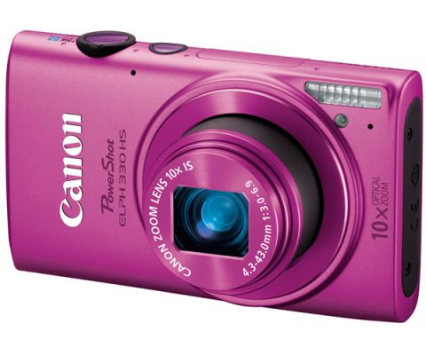 """<p>With all the parties, you'll want proof you were there. The PowerShot ELPH 330 has Wi-Fi capabilities so you can upload your photos instantly. </p> <p>$199.99, <a title=""""Canon"""" href=""""http://shop.usa.canon.com"""" target=""""_blank"""">Canon</a>.</p>"""