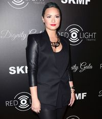 <p>Demi Lovato</p>