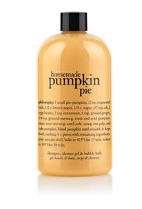 "<p><a href=""http://www1.macys.com/shop/product/philosophy-homemade-pumpkin-pie-shampoo-shower-gel-bubble-bath-16-oz?ID=936337&cm_mmc=GOOGLE_Beauty_Corporate_PLA-_-Beauty+Brands_PLA+-+Skincare_philosophy-_-23952842115_-_-_mkwid_ryKOi5sX