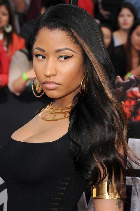 Nicki Minaj Says She's Tired of Being Called a Female Rapper