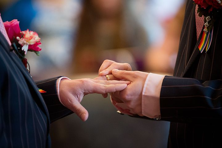 Arkansas Issues Its First Same-Sex Marriage License