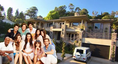 The Kardashians' Fake House Is for Sale