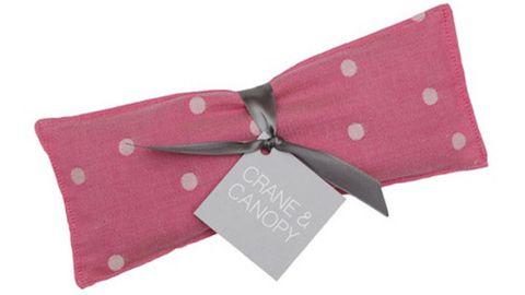 """<p>Now you can support in the comfort of your home. Crane & Canopy is offering several special-edition eye pillows and <a title=""""Bedding"""" href=""""http://www.craneandcanopy.com/collections/type-pink"""" target=""""_blank"""">pink bedding</a> for BCA. 50% of proceeds will benefit Susan G. Komen. </p> <p>$12, <a title=""""eye pillows"""" href=""""http://www.craneandcanopy.com/products/bca-hot-pink-lavender-eye-pillow%20"""" target=""""_blank"""">Crane & Canopy</a></p>"""