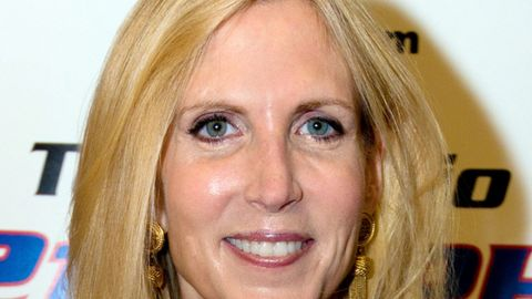 """<p><strong>Ann Coulter</strong></p> <p>""""More than half of all babies born to Hispanic women today are illegitimate."""" </p> <p><em>Photo Credit: Getty Images</em></p>"""