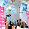 Cosmo Radio broadcasts live from Cosmopolitan's first-ever Bikini Bash.