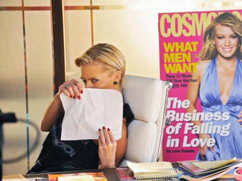 How Cosmo Changed the World