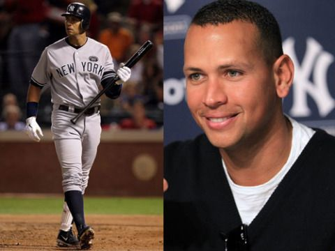 He's the youngest player to hit 600 home runs. And his record in Hollywood is equally impressive—he's dated Madonna and Kate Hudson, and is currently with Cameron Díaz. Oh yeah, and he's the Cosmo Celeb Bachelor of the Year.