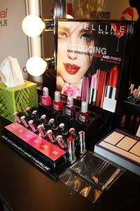Introducing Maybelline New York Color Sensational®. 