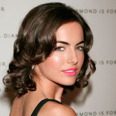 Bobbi Brown, makeup artist, author, and founder of Bobbi Brown cosmetics, gave us the scoop on Camilla Belle's fresh, bright-eyed beauty. She suggests you prep by applying SPF under your eyes every single day since sun exposure can increase melanin levels, making dark circles more dramatic.