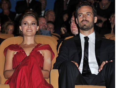 Engaged on: December 27 <br /><br /> As if scoring an Oscar nod for the most talked about film of 2010 wasn't enough, Natalie decided to close out the year with even more of a bang: she got hitched to the sexy French choreographer and her <i>Black Swan</i> costar at the same time that she announced a baby on the way. We expect the future Hollytot to run pirouettes around Suri.