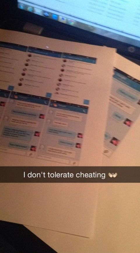 Woman finds out she's being cheated on and gets the BEST revenge