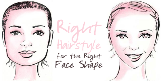 Fine Hair Styles To Suit Your Face Shape Hairstyles For Women Draintrainus