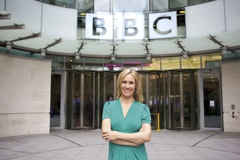 BBC Newsreader