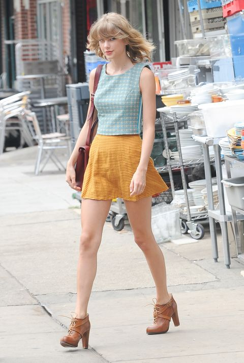Taylor Swift summer style - celebrity fashion photos - cosmopolitan.co.uk