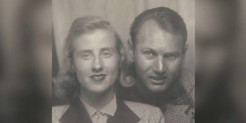 Maxine and Don Simpson couple died holding hands