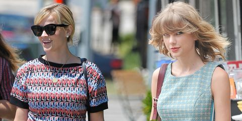 Taylor Swift and Reese Witherspoon summer style - celebrity fashion photos - cosmopolitan.co.uk