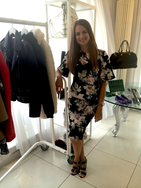Nicola, New Look PR office workwear style, summer work fashion, cosmopolitan.co.uk