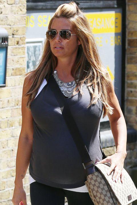 Katie Price pregnant