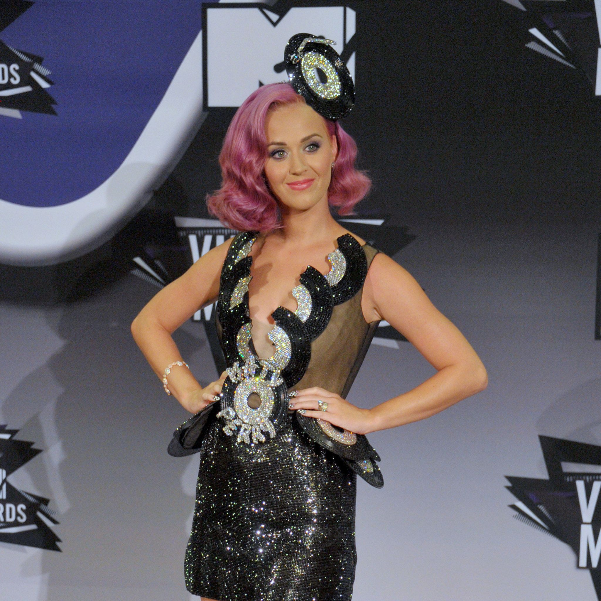 Katy Perry crazy fun outfits celebrity style Cosmopolitan.co.uk