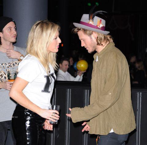 Ellie Goulding Dougie Poynter celebrity couple cosmopolitan.co.uk