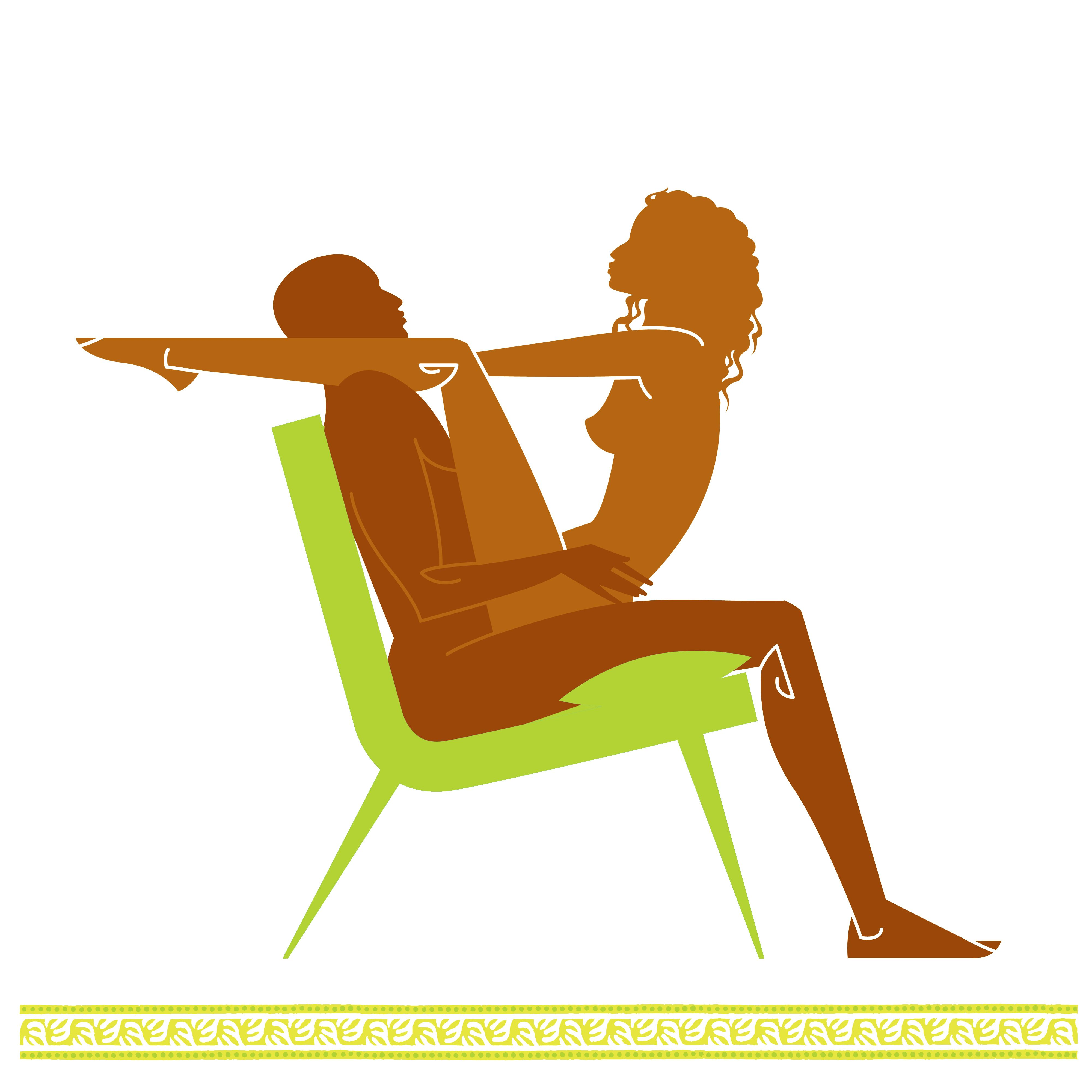 Sex Positions With A Chair