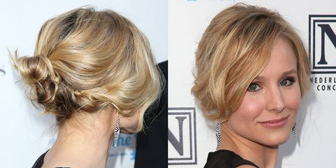 Kristen Bell summer hairstyle ideas