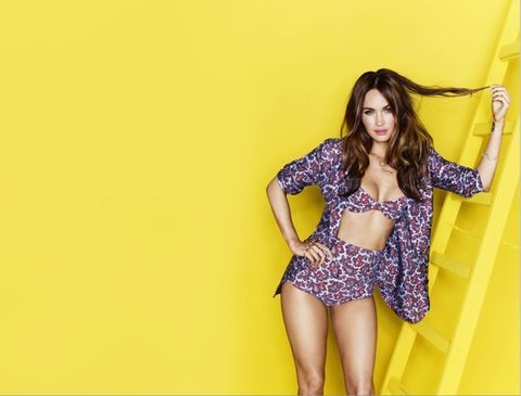 Megan Fox Cosmopolitan September