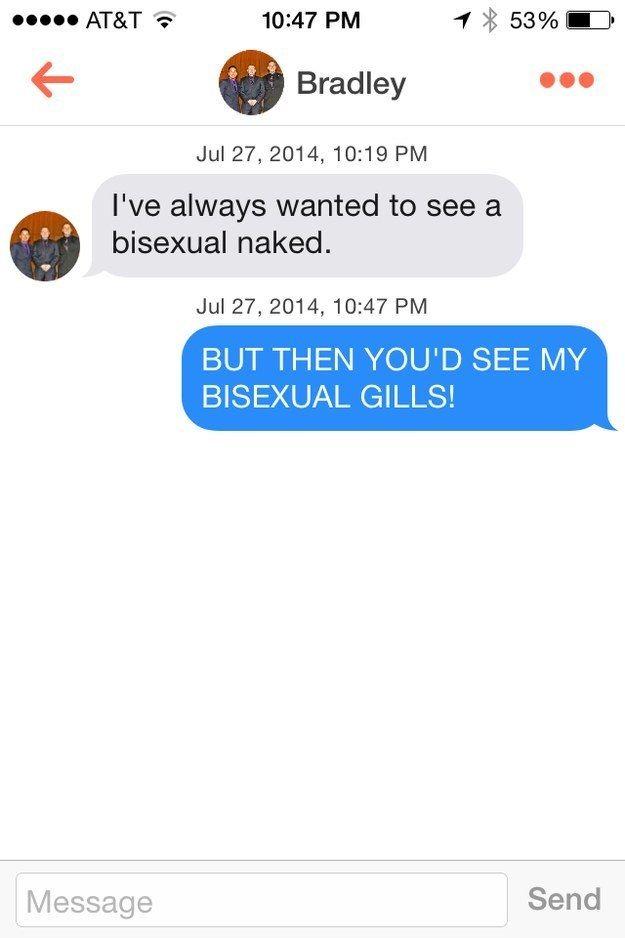 Bisexual tinder