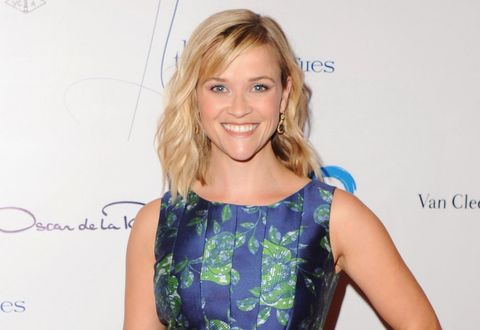 Reese Witherspoon dancing alone wedding Italy Cosmopolitan.co.uk