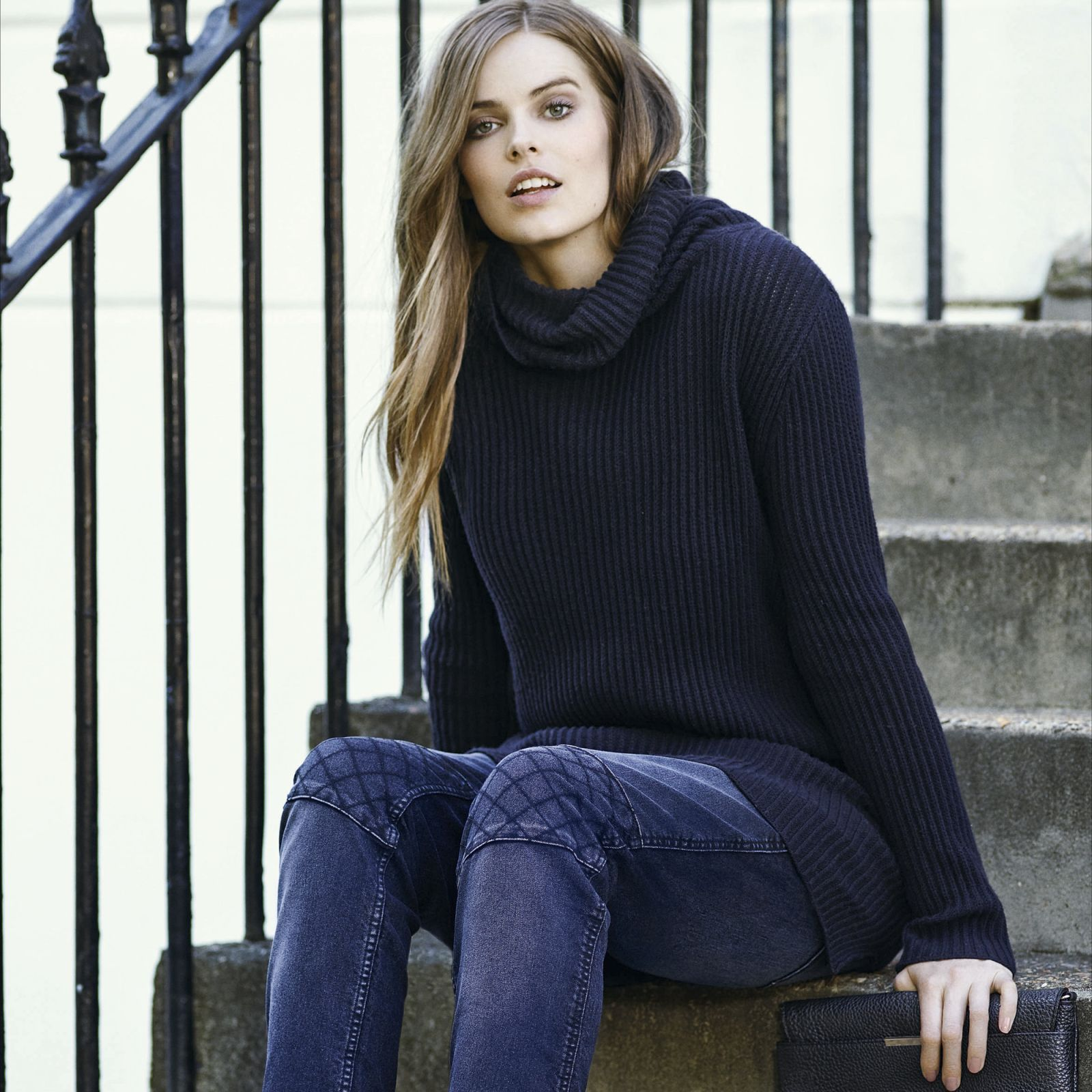 Robyn Lawley for Violeta at Mango