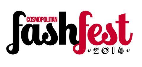 Cosmopolitan FashFest 2014 logo