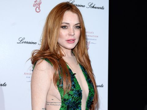 Lindsay Lohan James Franco sex list essay Cosmopolitan