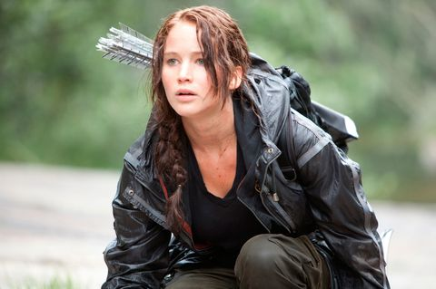 Hunger Games Katniss Everdeen Jennifer Lawrence university course
