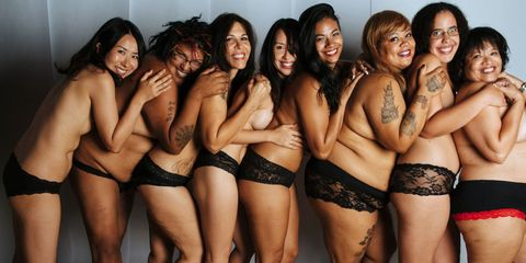 Loria K photography - women with scars, bumps and stretchmarks