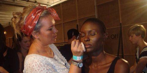 Lisa Valencia, celebrity makeup artist interview