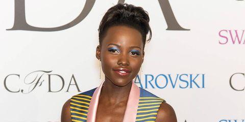 Lupita Nyong'o loves avocado oil for skin and hair