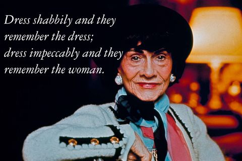 The best Coco Chanel fashion quotes ever