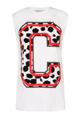 Red, White, Sportswear, Jersey, Pattern, Carmine, Sleeveless shirt, Uniform, Logo, Sports jersey,